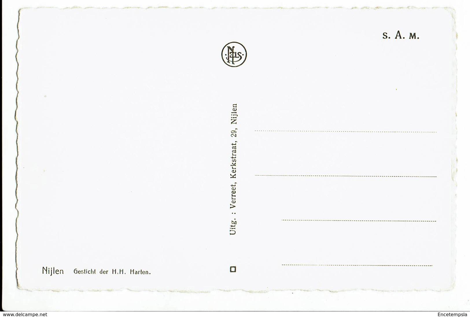 CPA - Carte Postale - Belgique - Nijlen - Gesticht Der H.H. Harlen -S1824 - Nijlen