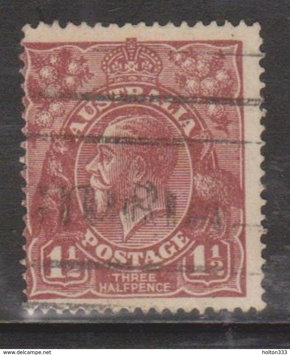 AUSTRALIA Scott # 24 Used - KGV Head - Used Stamps
