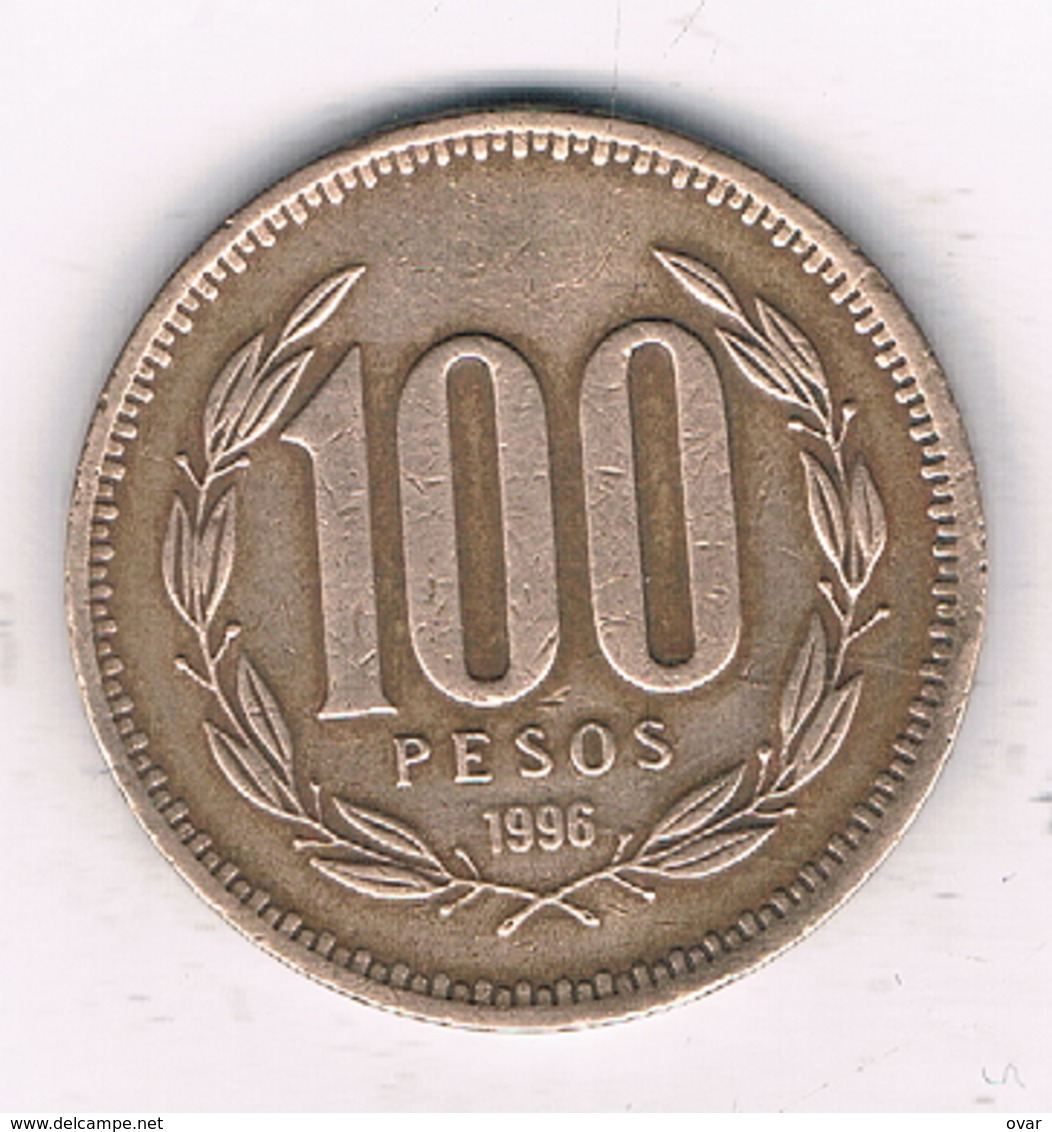 100 PESOS 1996 CHILI /4625G/ - Chile