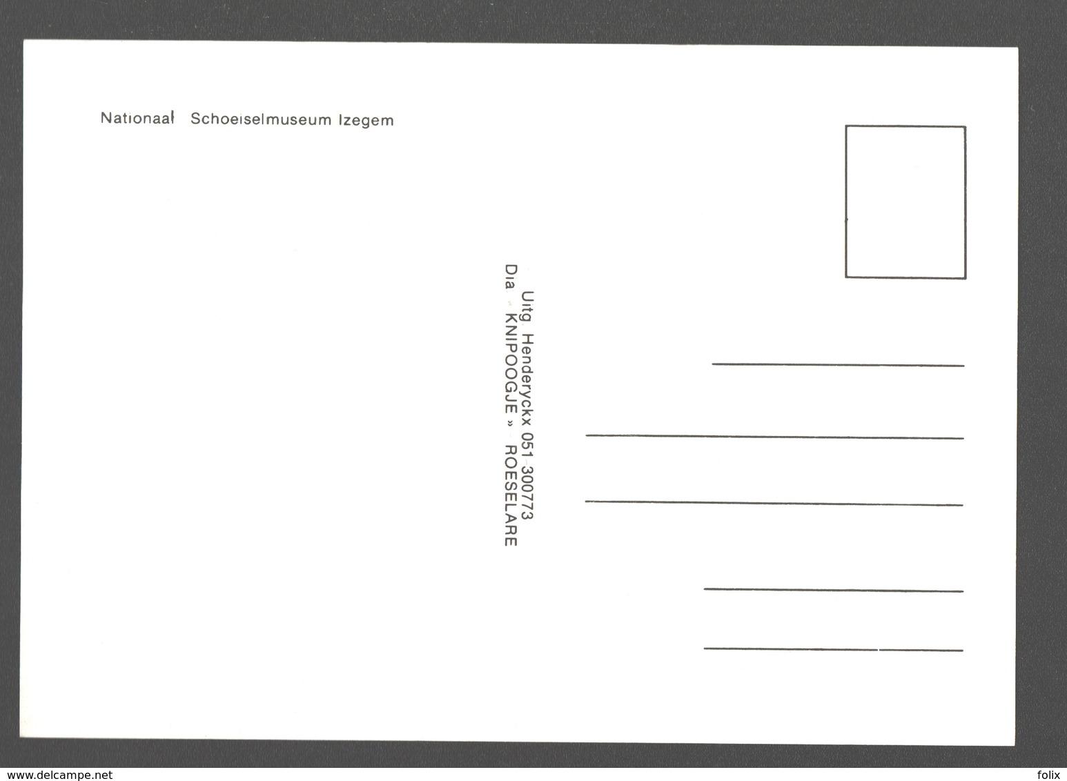 Izegem - Nationaal Schoeiselmuseum - Nieuwstaat - Schoenen / Shoes / Chaussures - Izegem