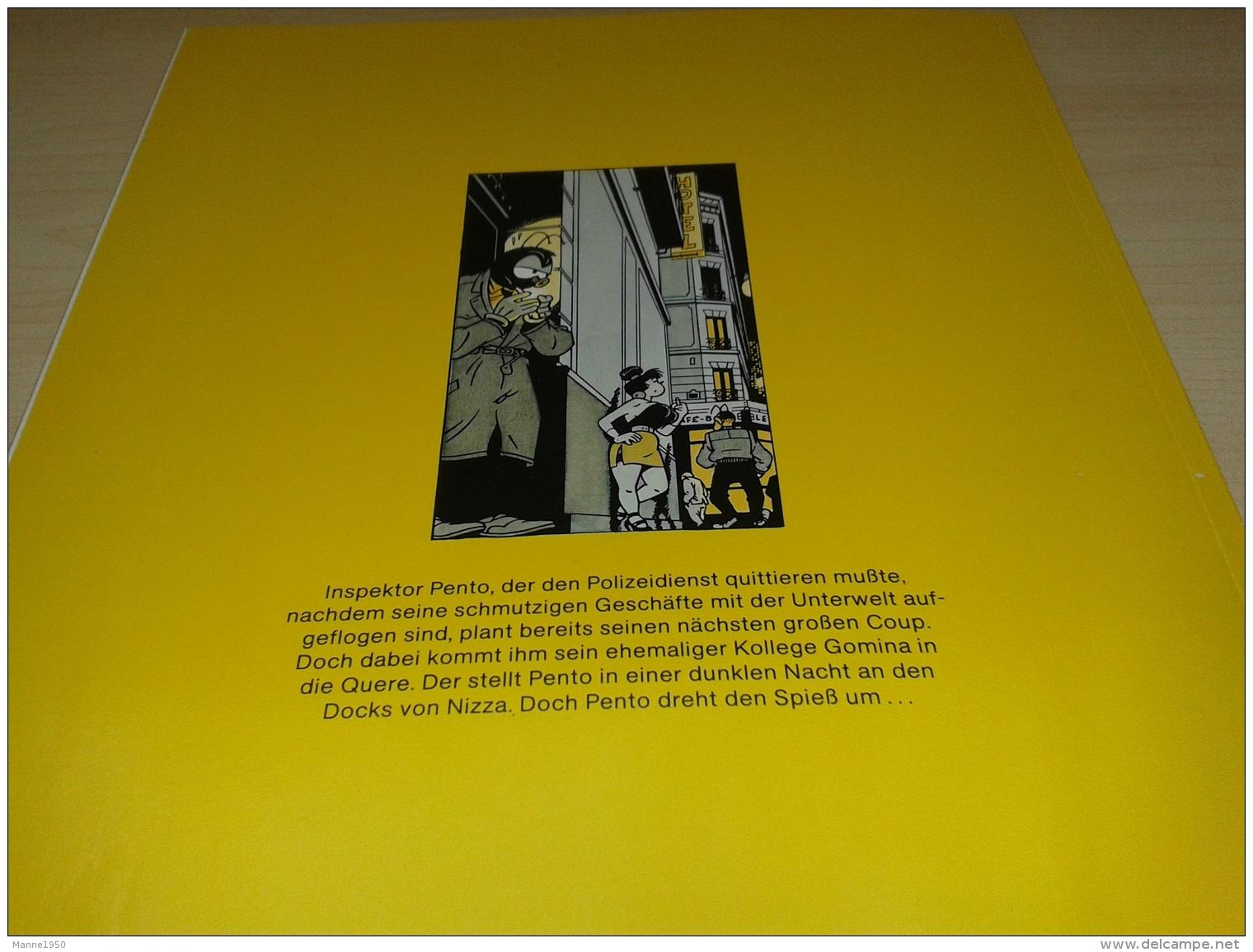 Carlsen Comics -  Ein Fall Für Inspektor Gomina 1 -  1 Auflage 1989 - Livres, BD, Revues