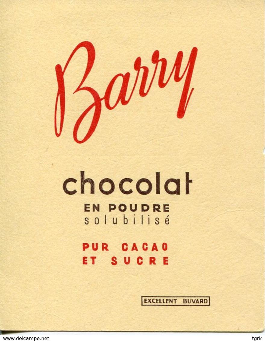 BUVARD BARRY Chocolat En Poudre - Cocoa & Chocolat
