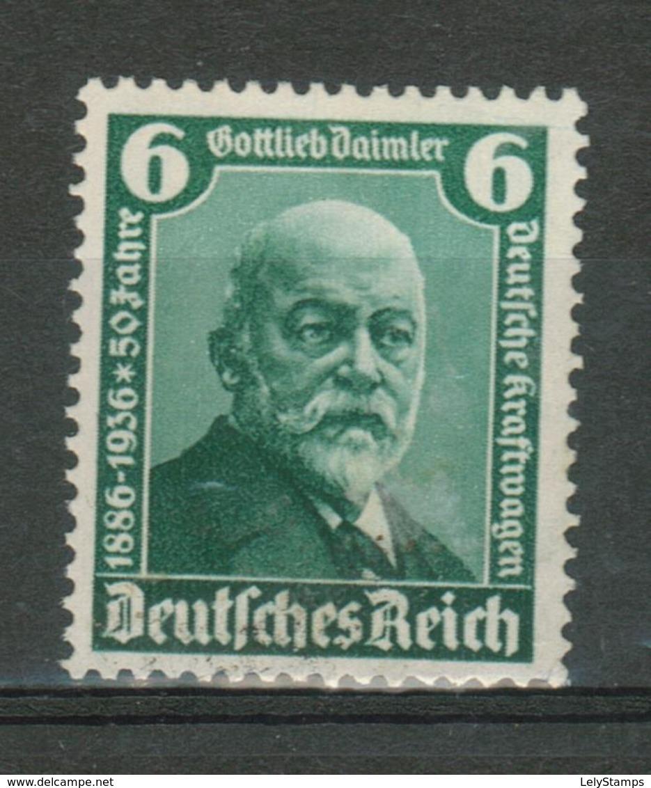 Duitse Rijk / Deutsches Reich DR 604 MNG - Duitsland