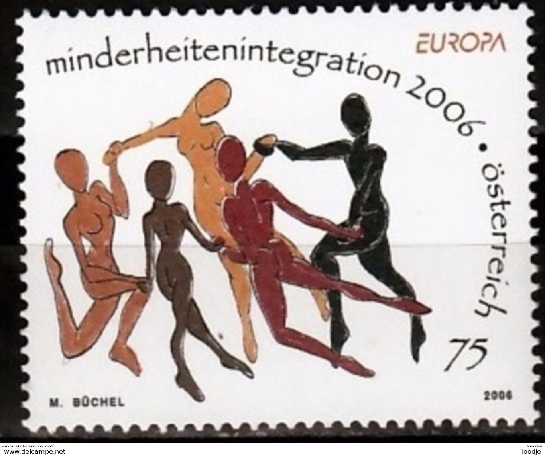 Oostenrijk Europa Cept 2006 Postfris M.n.h. - 2006