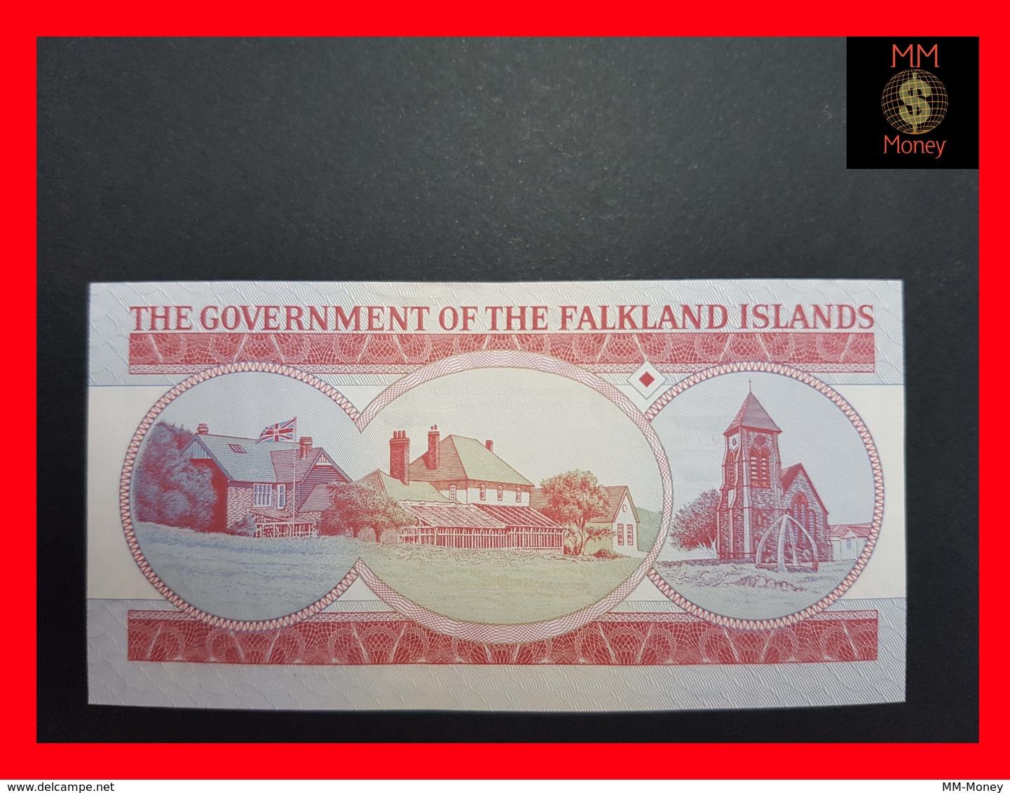 Falkland Islands 5 £ 2005 P. 17 UNC - Falkland