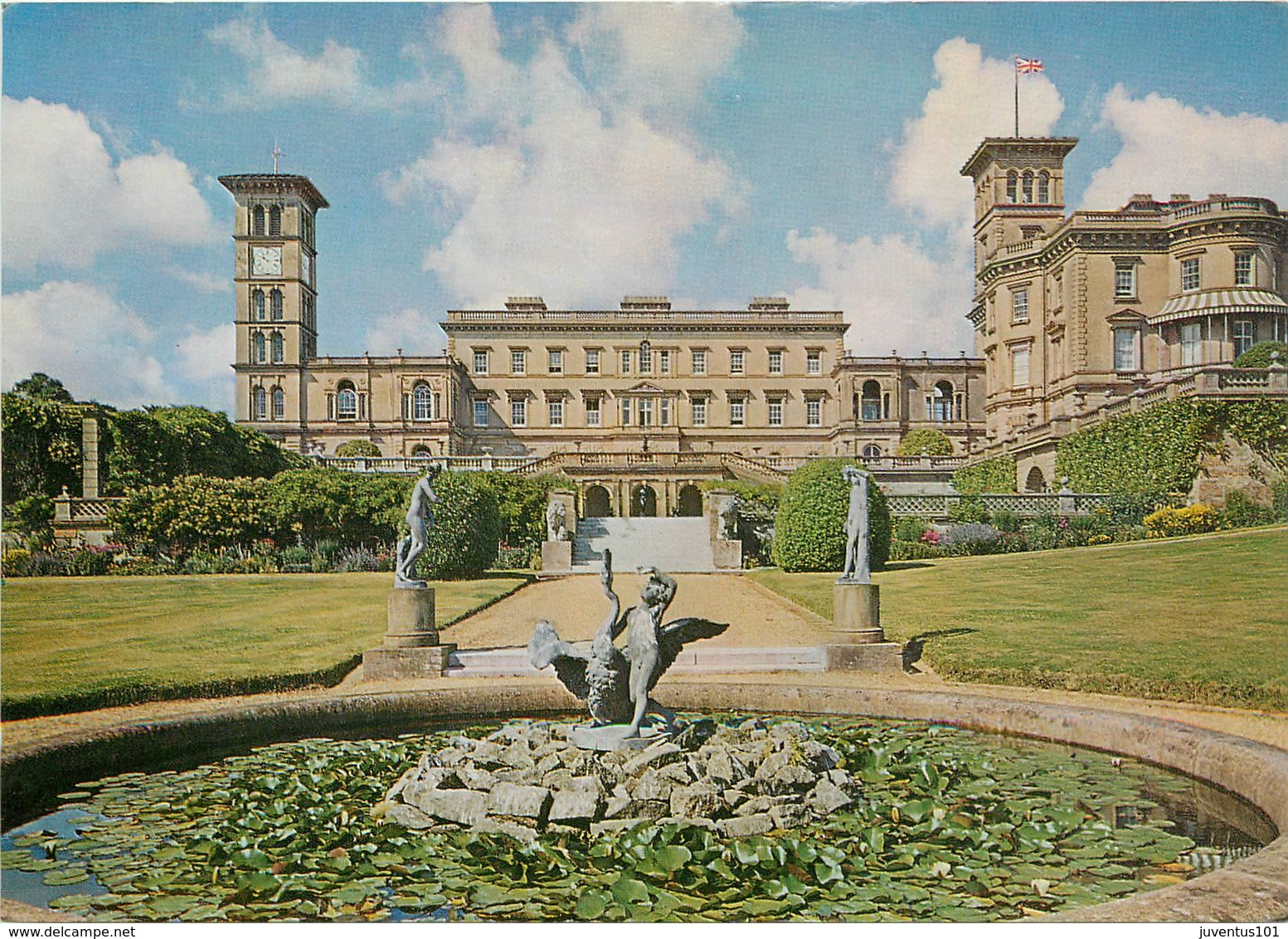 CPSM Isle Of Wight-Osborne House                               L2656 - Angleterre