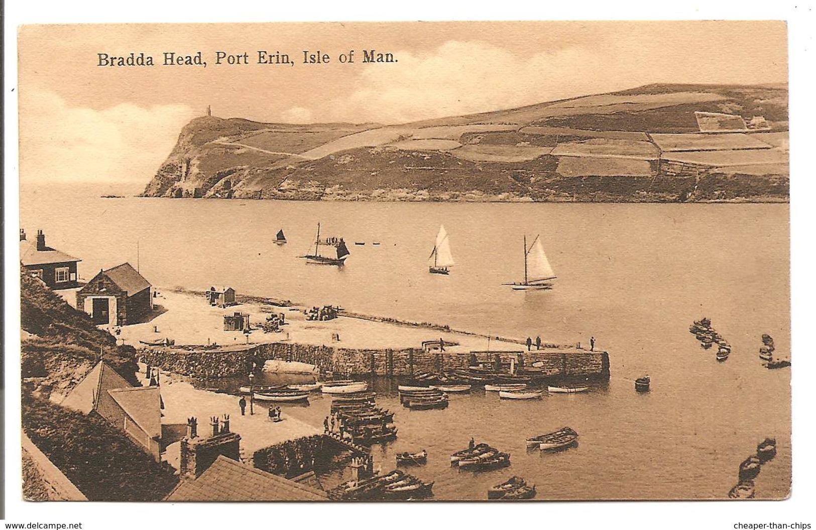 Bradda Head, Port Erin, Isle Of Man.- Boots Pelham Series - Isla De Man