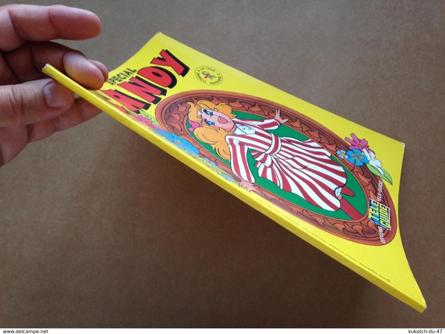 BD Candy Spécial N°1 (1978) - Non Classés