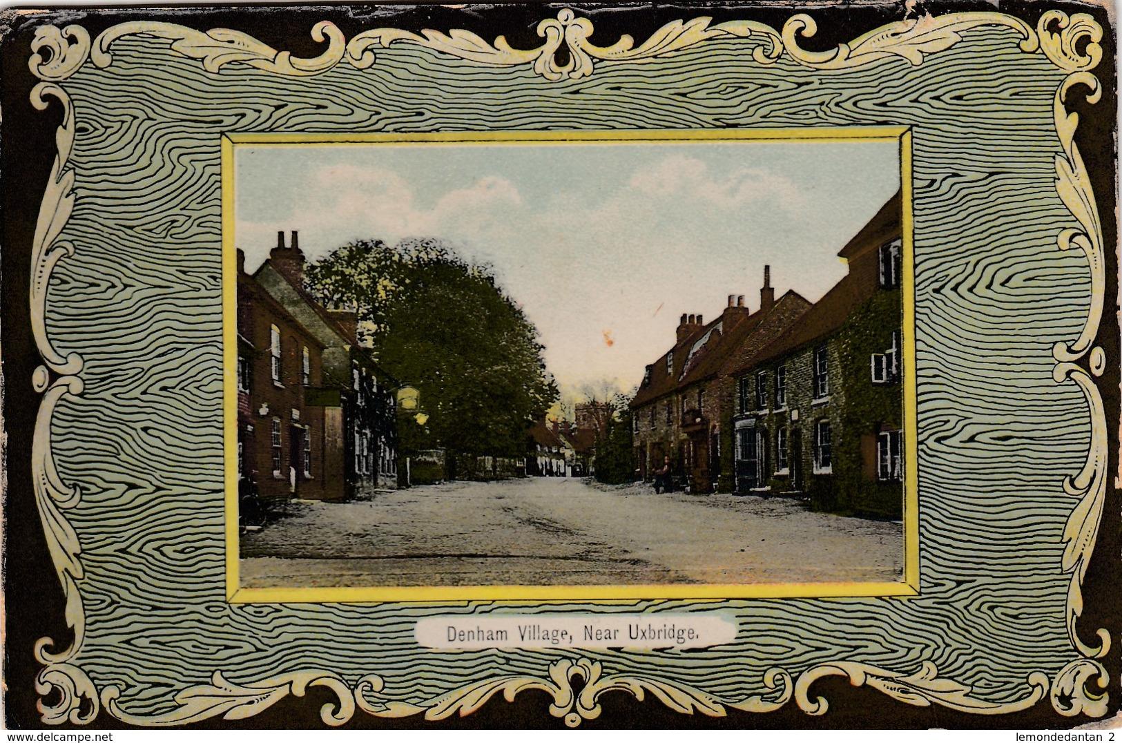 Denham Village - Near Uxbridge - Buckinghamshire