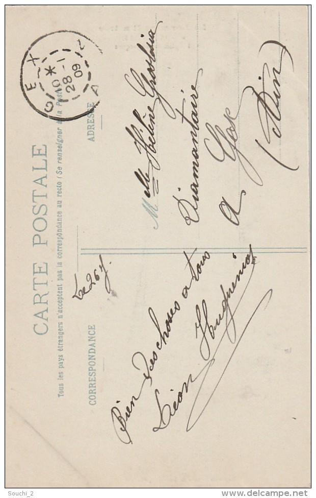 FI 4  - (54) LUNEVILLE  - L'EGLISE SAINT JACQUES - CARTE COLORISEE    -  2 SCANS - Luneville