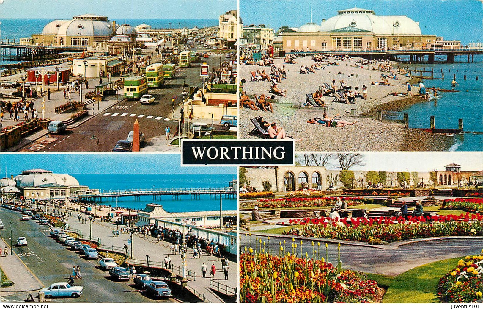 CPSM Worthing                                     L2656 - Worthing