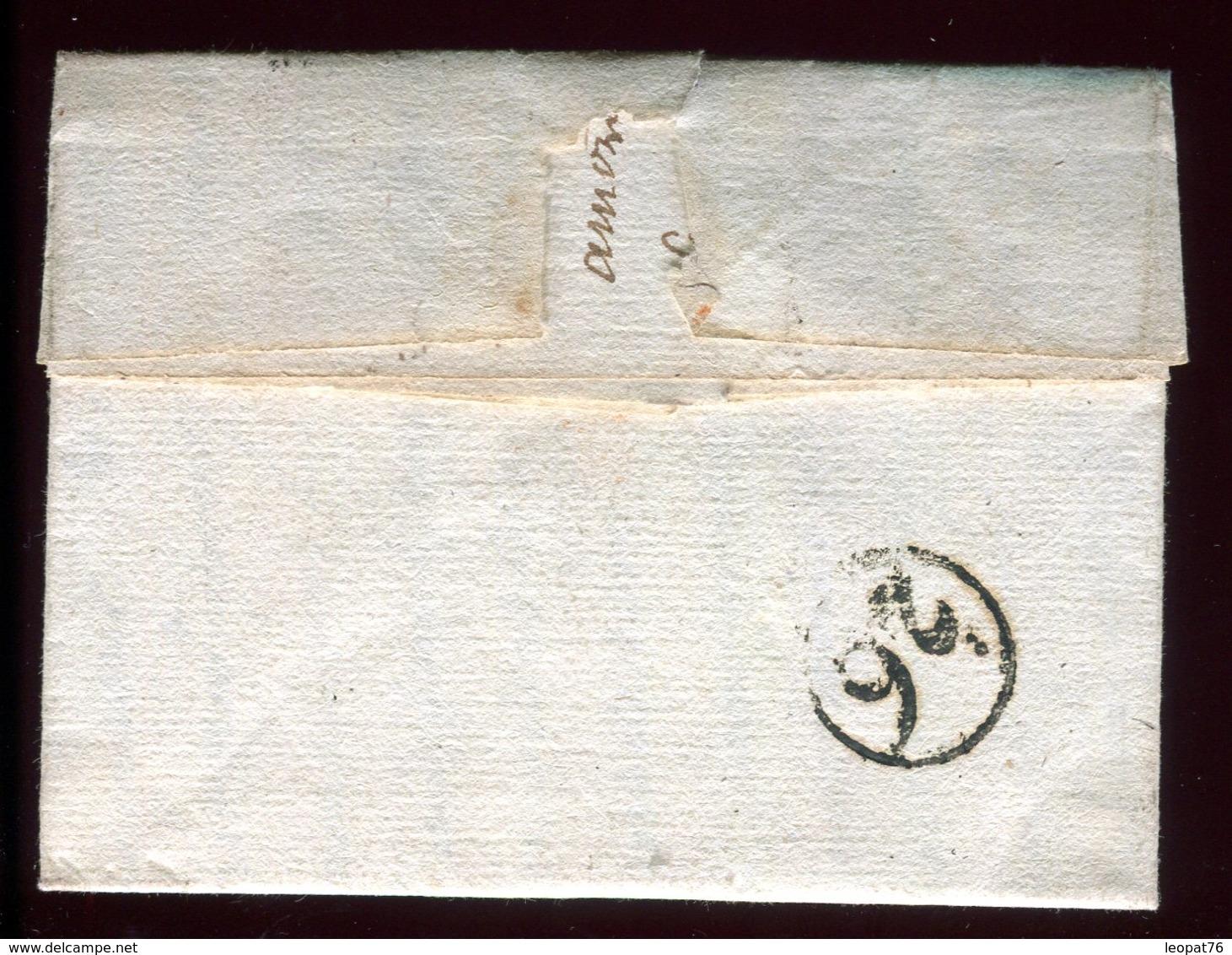 Lettre Avec Texte  ( Scan Intérieur Sur Demande) De Chatellerault Pour Paris En 1793 - Poststempel (Briefe)