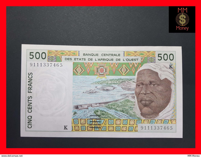 Senegal  500 Francs  1991  P. 710 K UNC - Sénégal