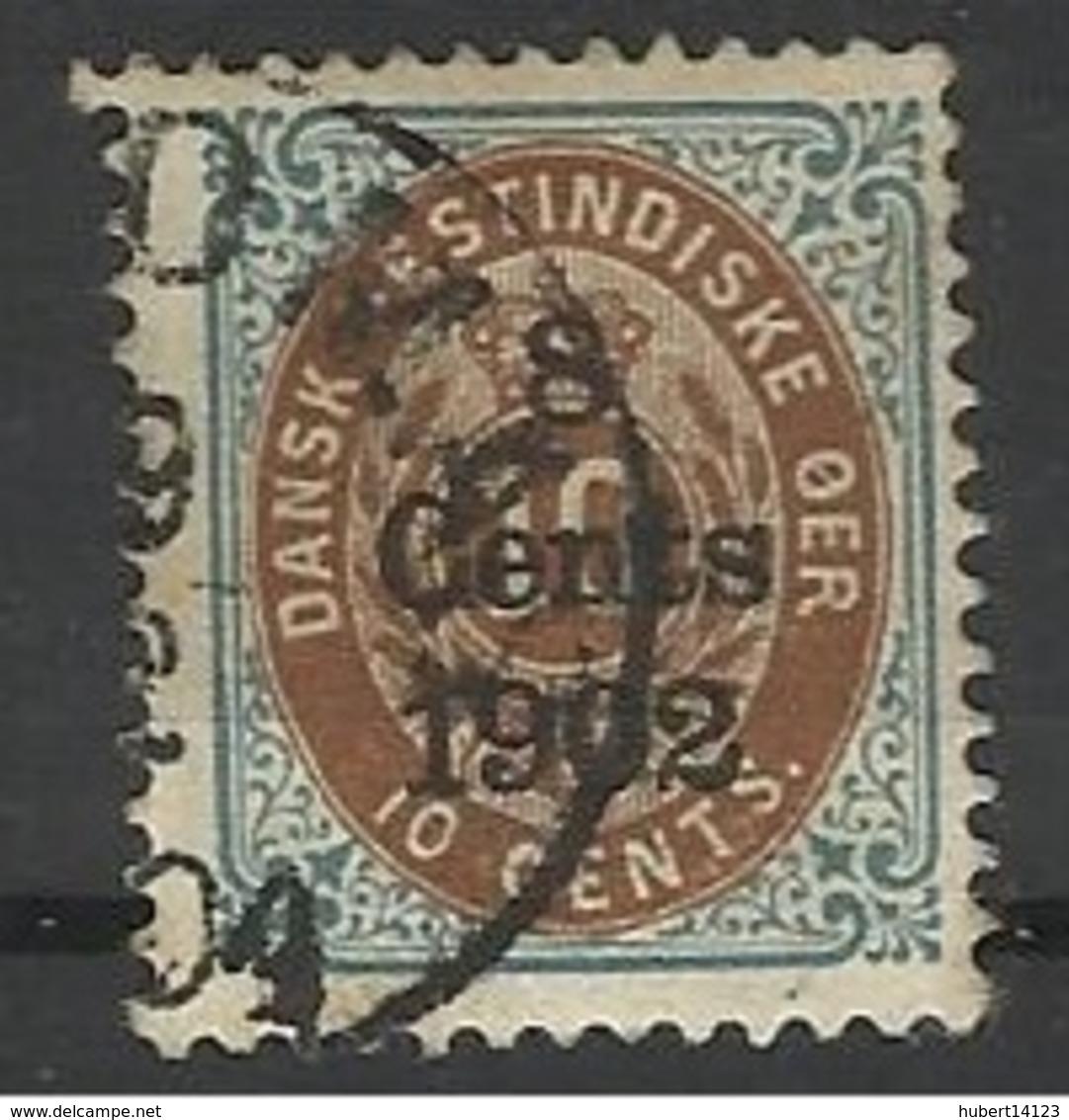 ANTILLES DANOISES N° 23 Oblitéré - Danemark (Antilles)