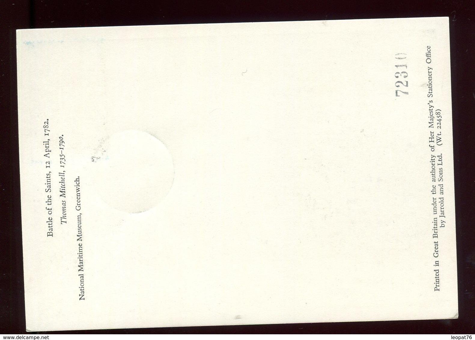 Anguilla - Carte Maximum 1972 - Bateau - Anguilla (1968-...)