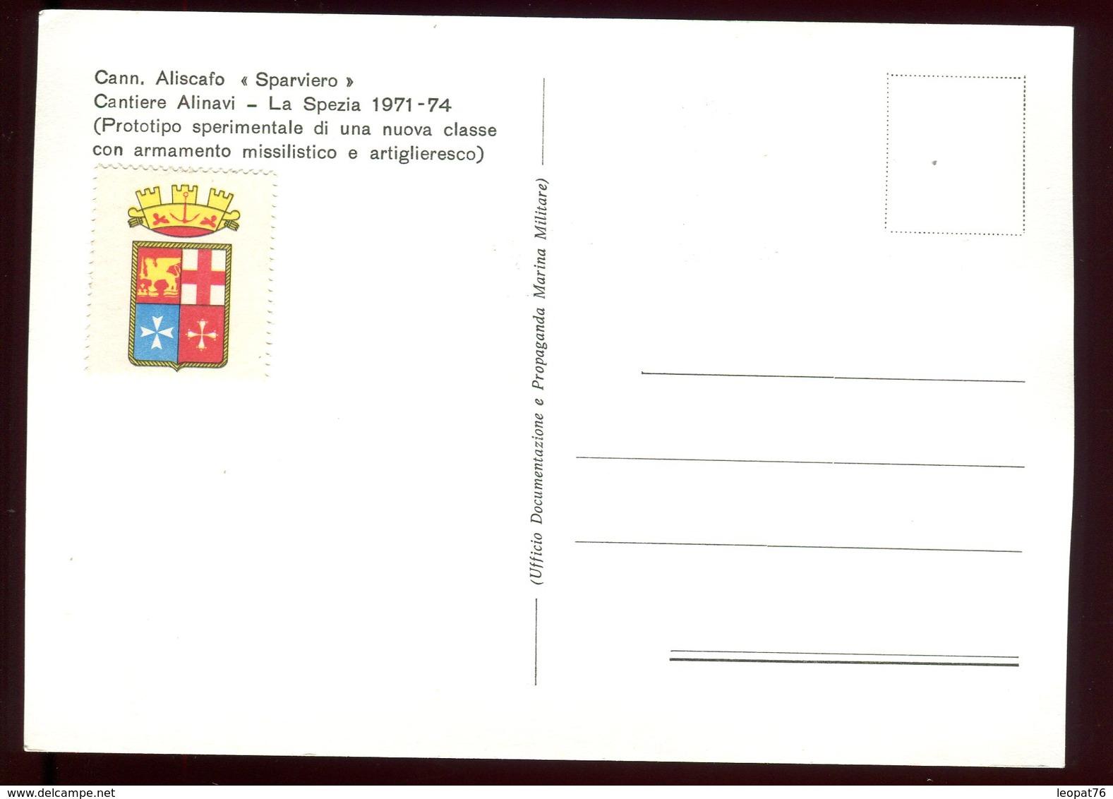 Italie - Carte Maximum 1977 - Bateau - Maximumkaarten
