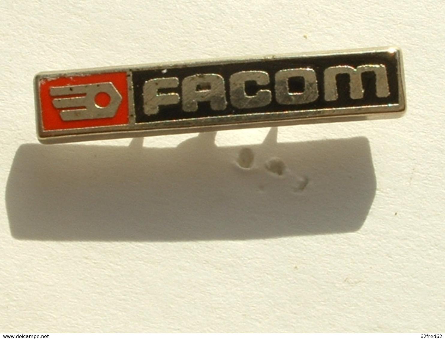PIN'S FACOM - LOGO - Marques