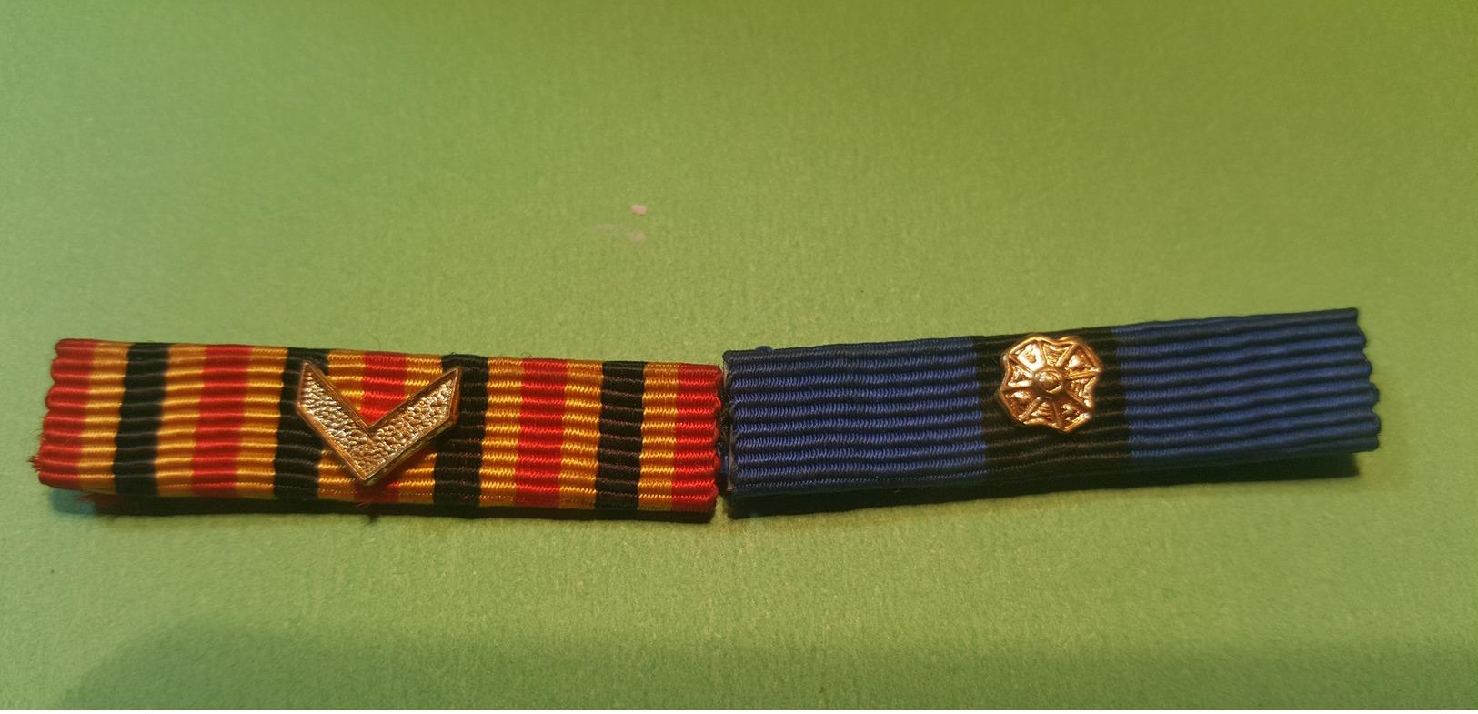 Galon Militaire Belge De 1e Classe - Insignes & Rubans