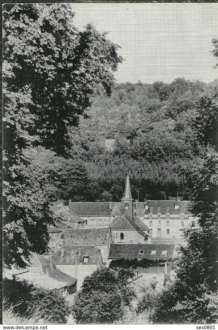 08 Ardennes  RAUCOURT Vue Générale Carte Glacée - France
