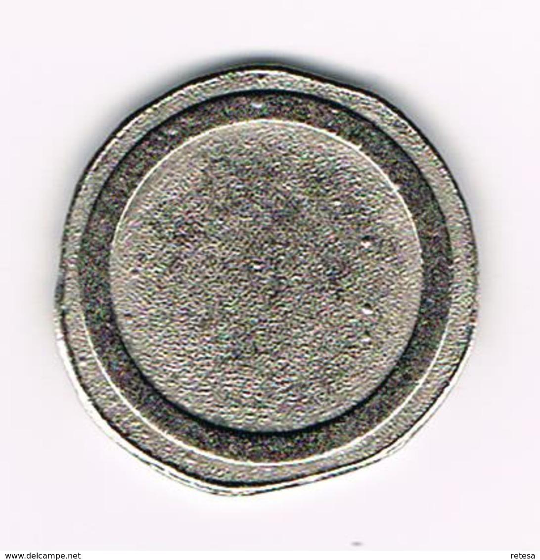 &-   PENNING  OUDE GRIEKSE MUNT AAE=ANAPOY - Pièces écrasées (Elongated Coins)
