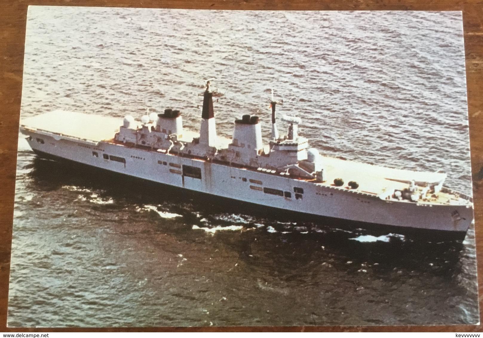 HMS Invincible - Warships