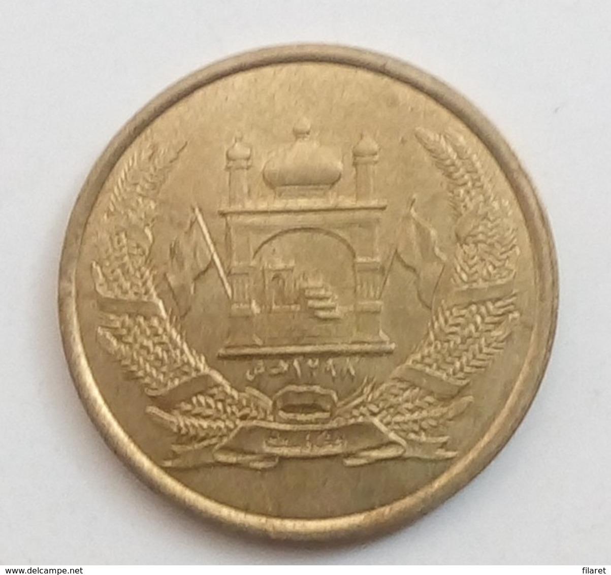5 NEW AFGHANIS,2004 - Afghanistan