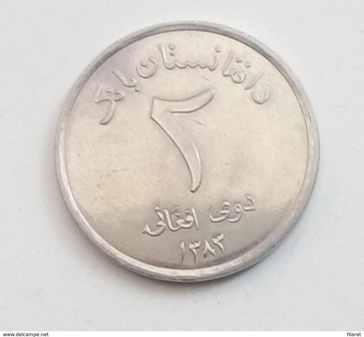 2 NEW AFGHANIS,2004 - Afghanistan