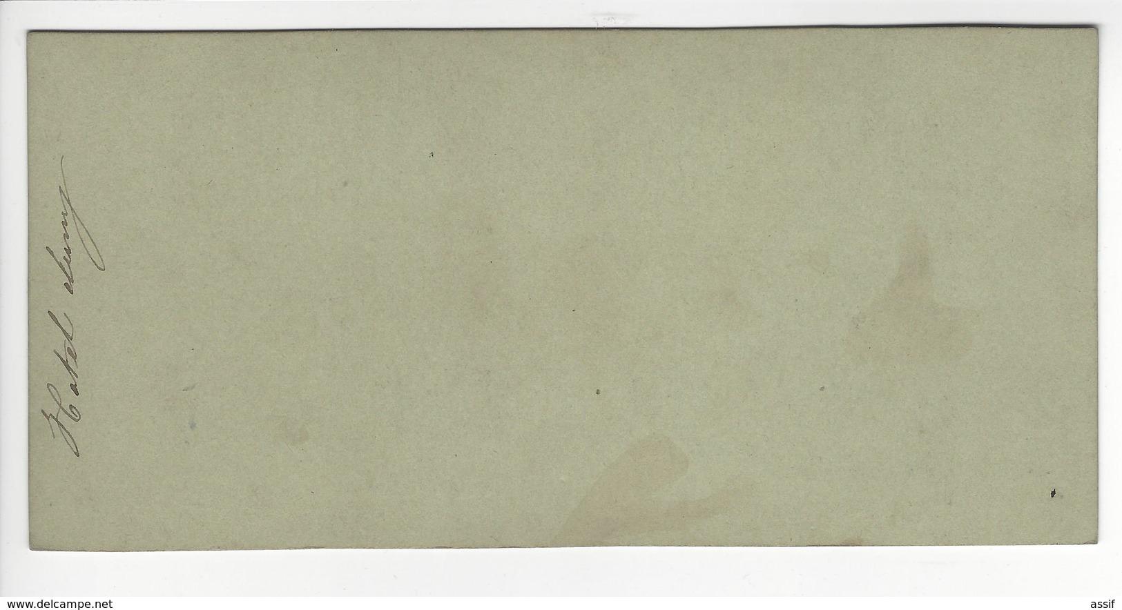 PHOTO STEREO Circa 1850 1860 PARIS /FREE SHIPPING REGISTERED - Photos Stéréoscopiques
