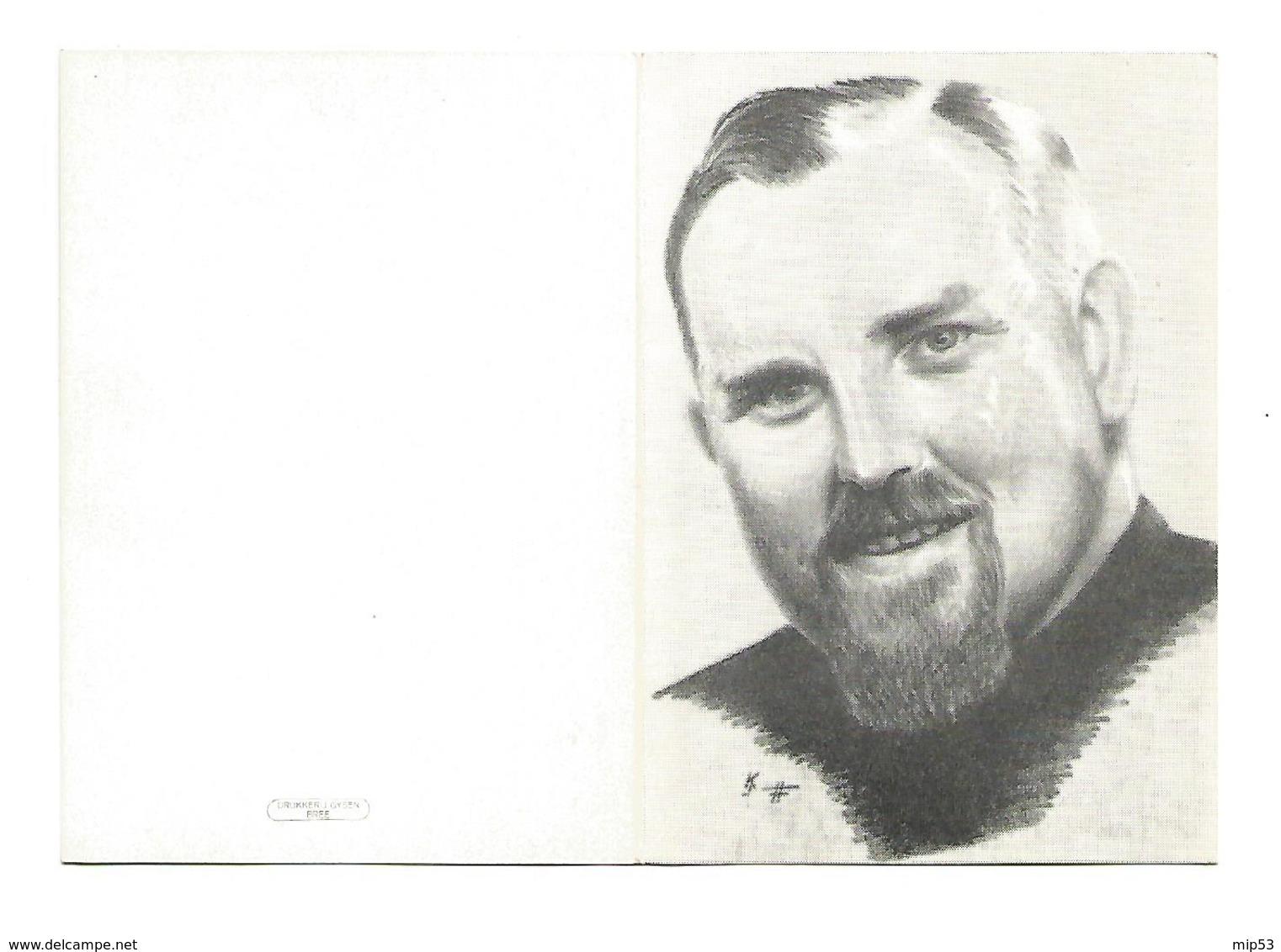 P 558. Pater FONS KUYPERS - °OPOETEREN 1925 /Kruisheer-missionaris In BONDO-UELE /+ Na Marteldood Te BUTA 1965 - Imágenes Religiosas