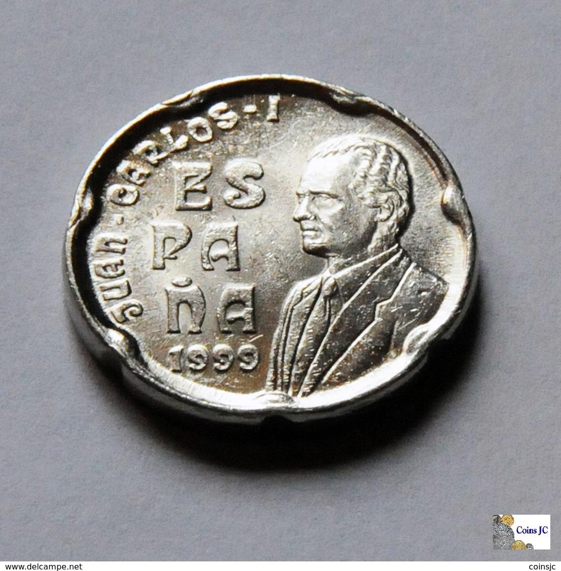 España - 50 Pesetas - 1999 - [5] 1949-…: Monarchie