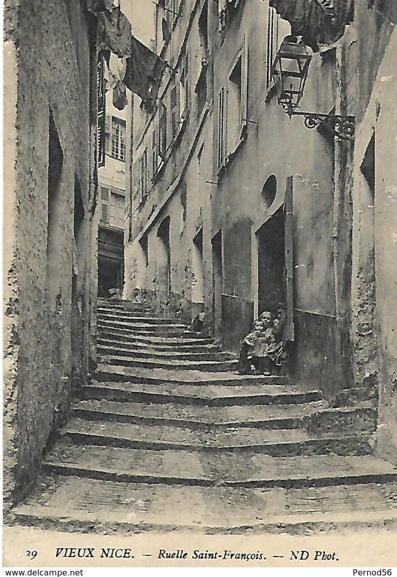 Nicefamille Au Pas De La Porte Rue Saint FRANCOIS - Nice