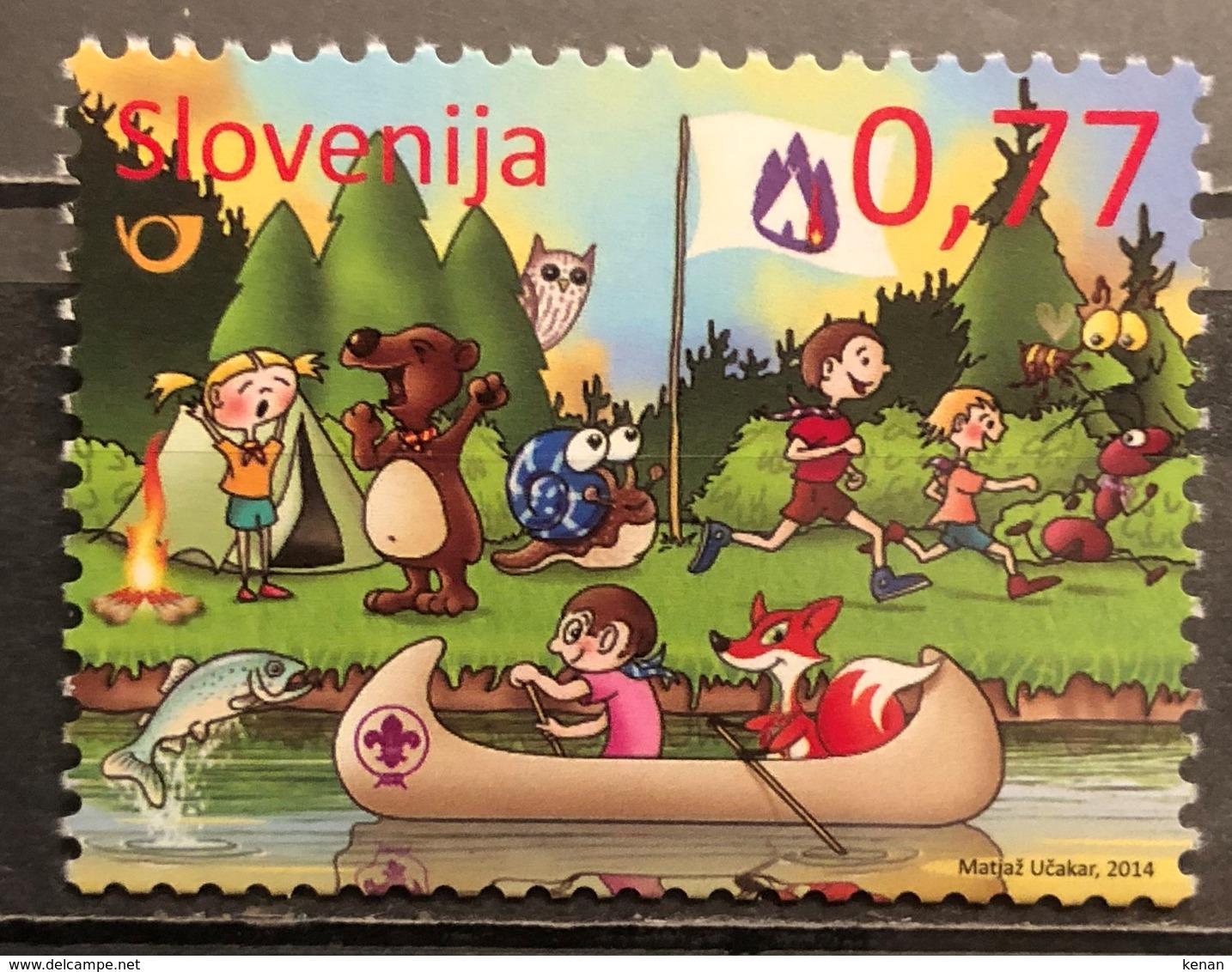 Slovenia, 2014, Mi: 1065 (MNH) - Eslovenia