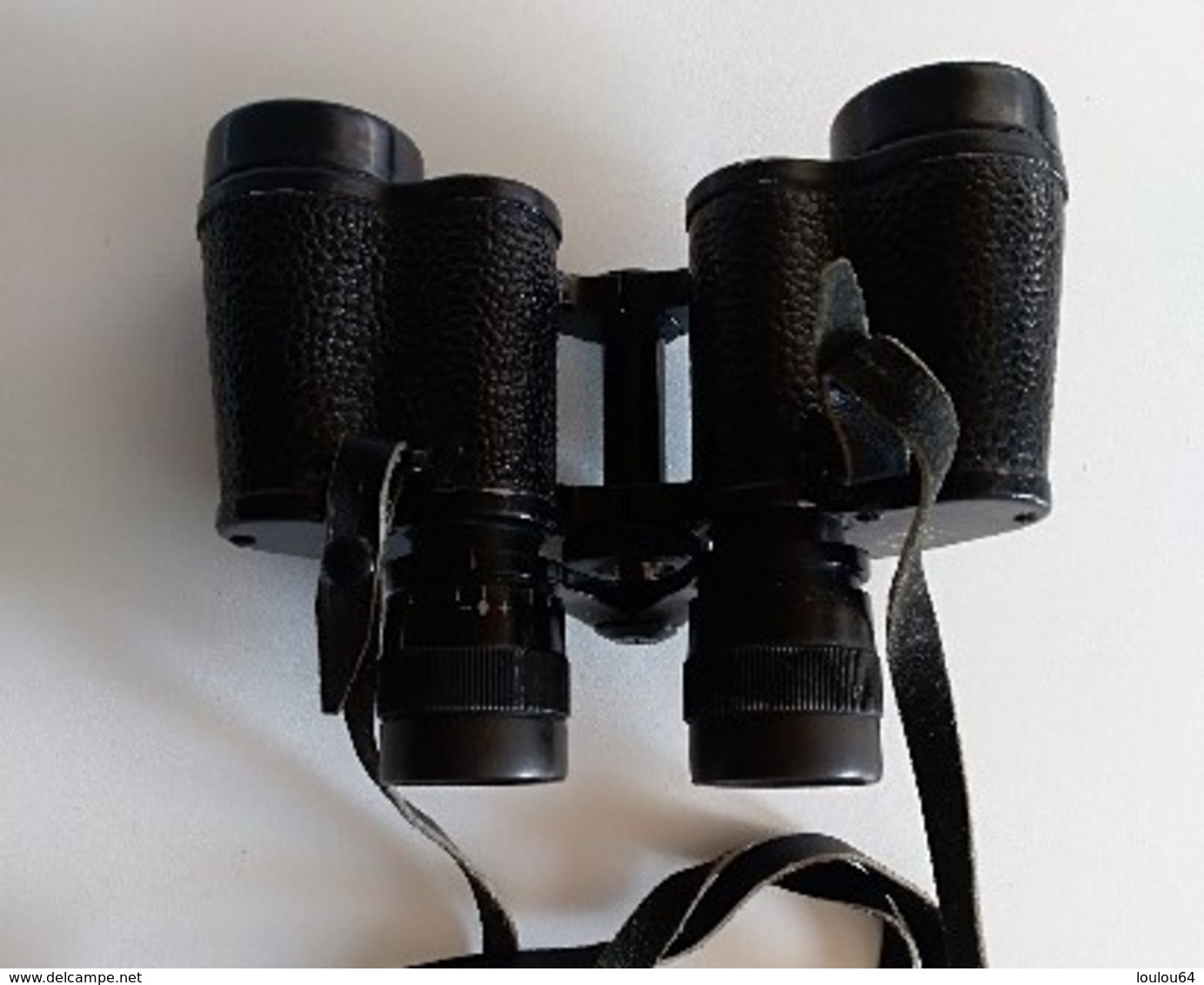 Jumelles Allemande - MOM - BUDAPEST - 6 X 30 - 495720 - En Bon état - - Equipement
