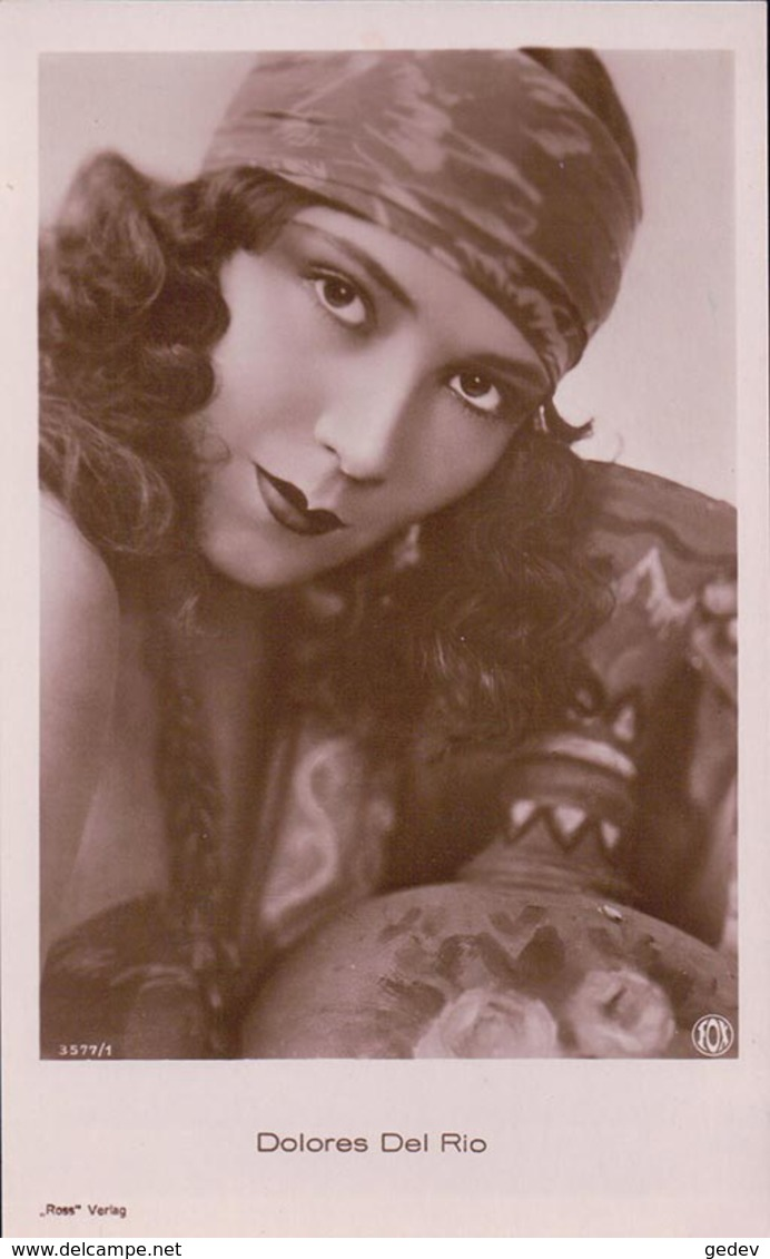 Dolores Del Río Actrice Mexicaine (35771) - Acteurs