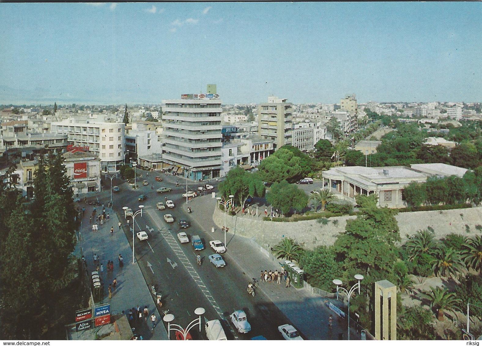 Cyprus - Nicosia - Eleftherias Square  # 07888 - Cyprus