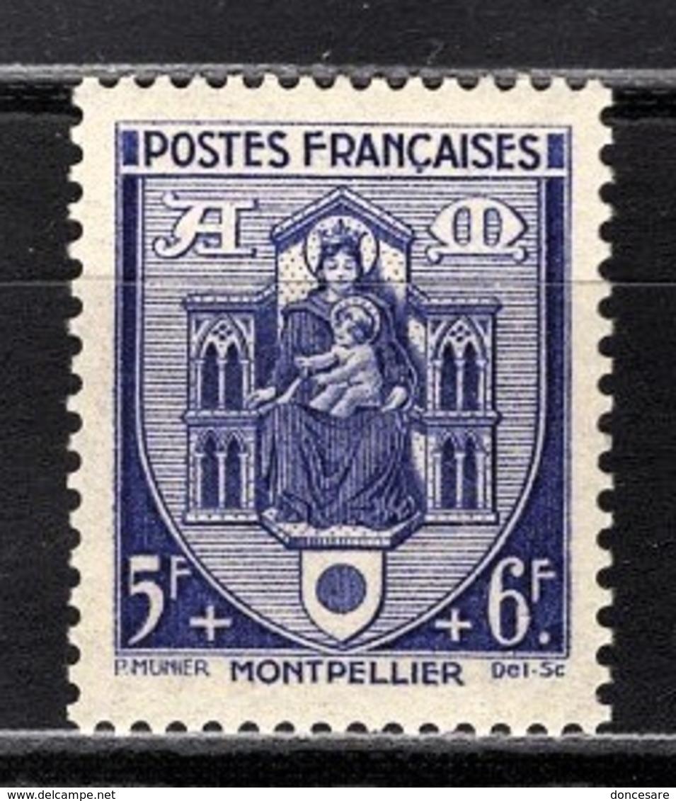 FRANCE 1941 -  Y.T. N° 536 - NEUF** - Unused Stamps