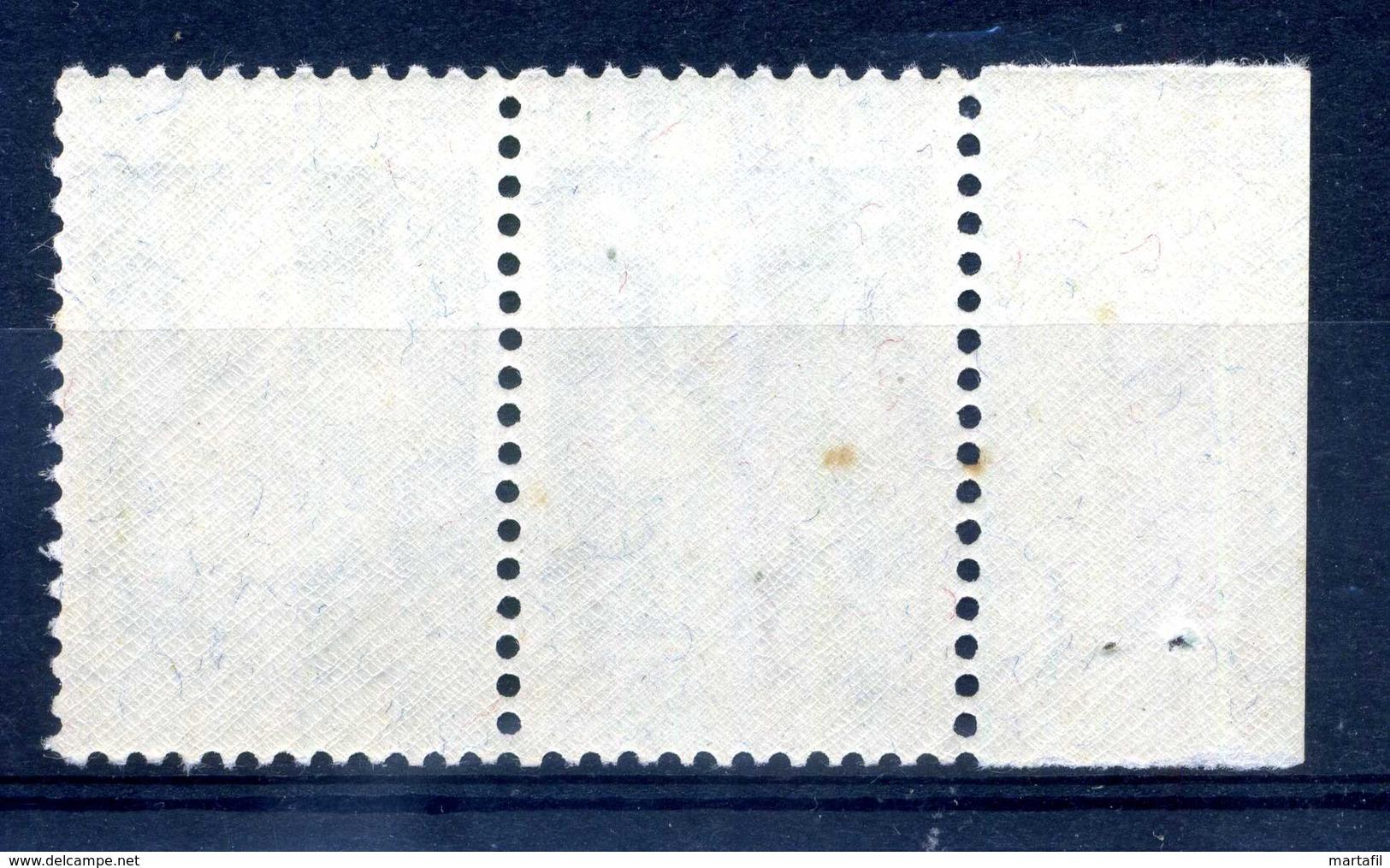 1913 SVIZZERA N.137 SET MNH ** COPPIA - Svizzera