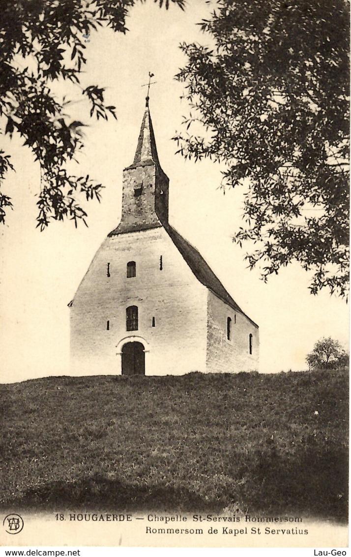 Hougaerde. Chapelle St-Servais Rommersom - Rommersom De Kapel St Servatius - Hoegaarden