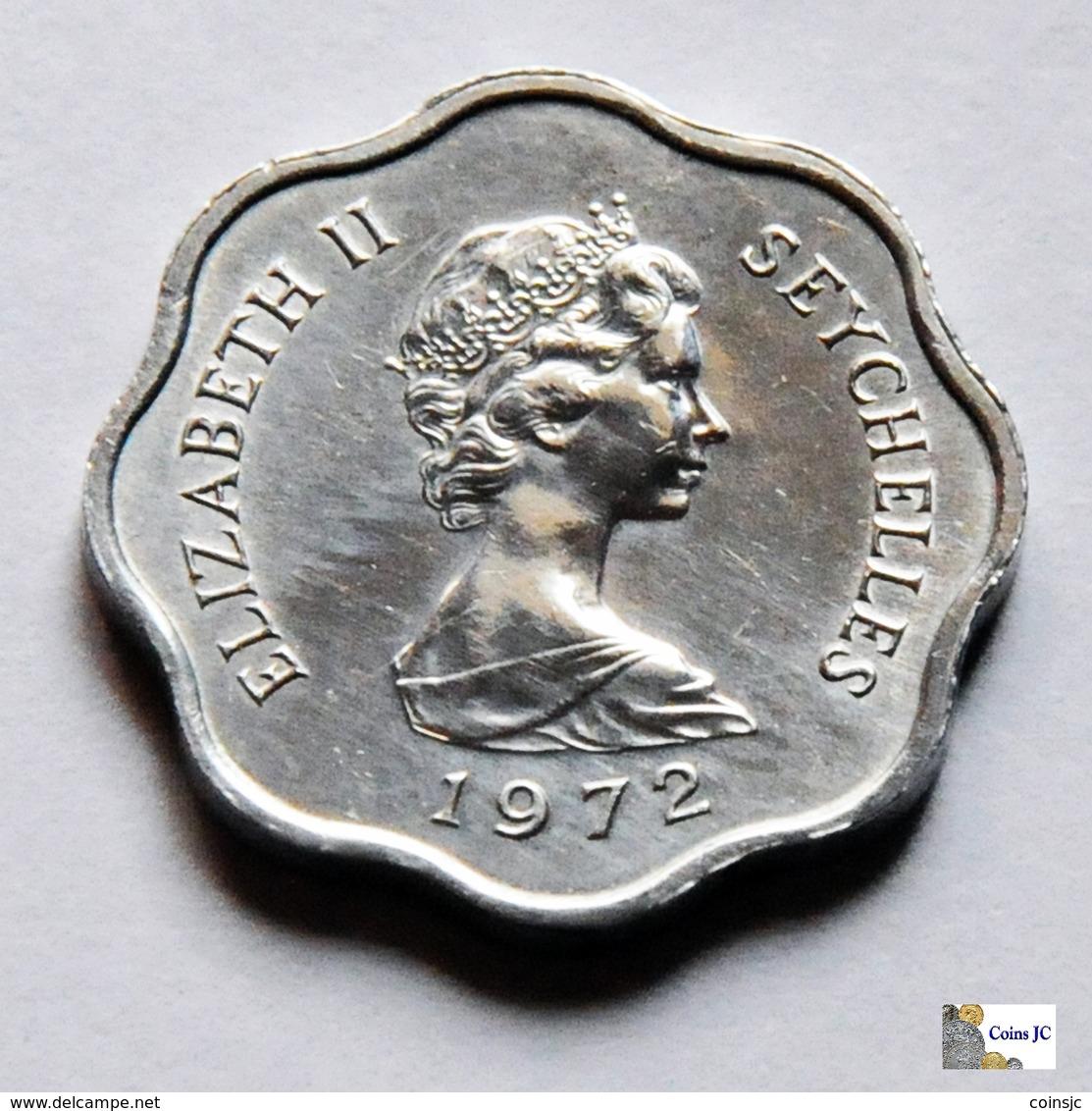 Seychelles - 5 Cents - 1972 - UNC - Seychelles
