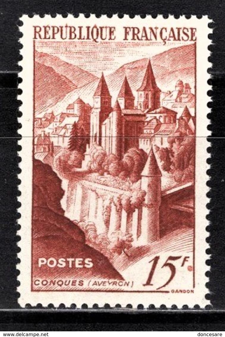 FRANCE 1947 -   Y.T. N° 792  - NEUF** - France