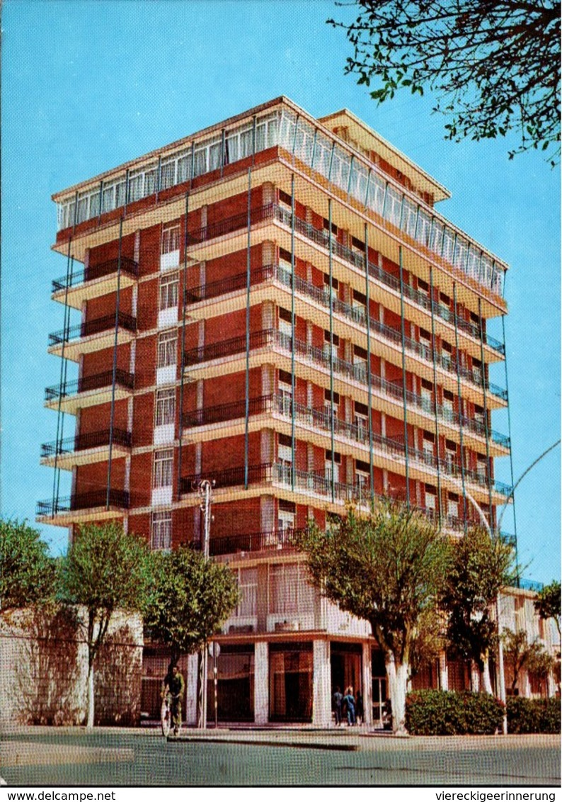 ! Ansichtskarte  Nyala Hotel Asmara - Eritrea