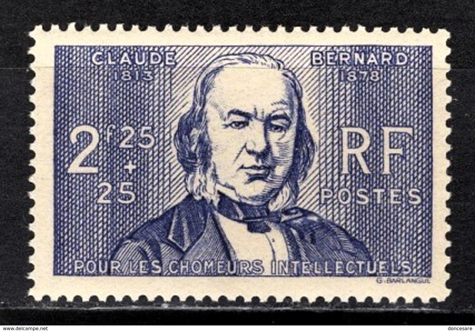 FRANCE 1939 - Y.T. N° 439  - NEUF** - Unused Stamps