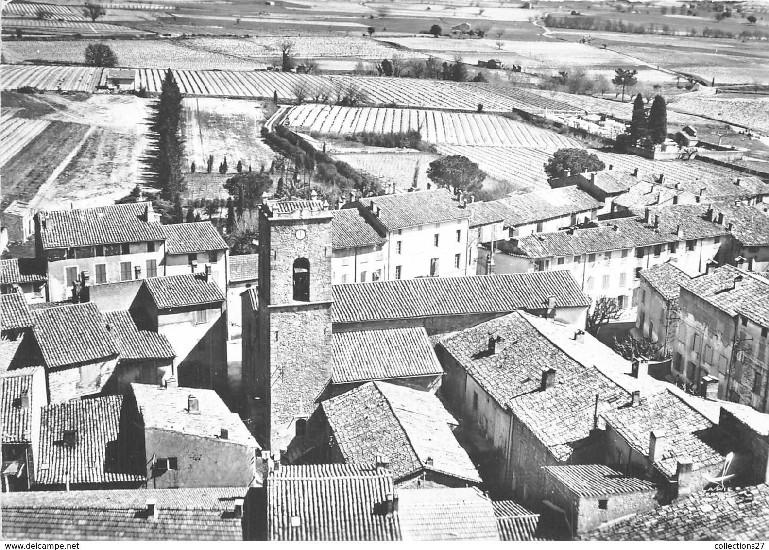 83-PLAN-DE-LA-TOUR- L'EGLISE VUE DU CIEL - Autres Communes