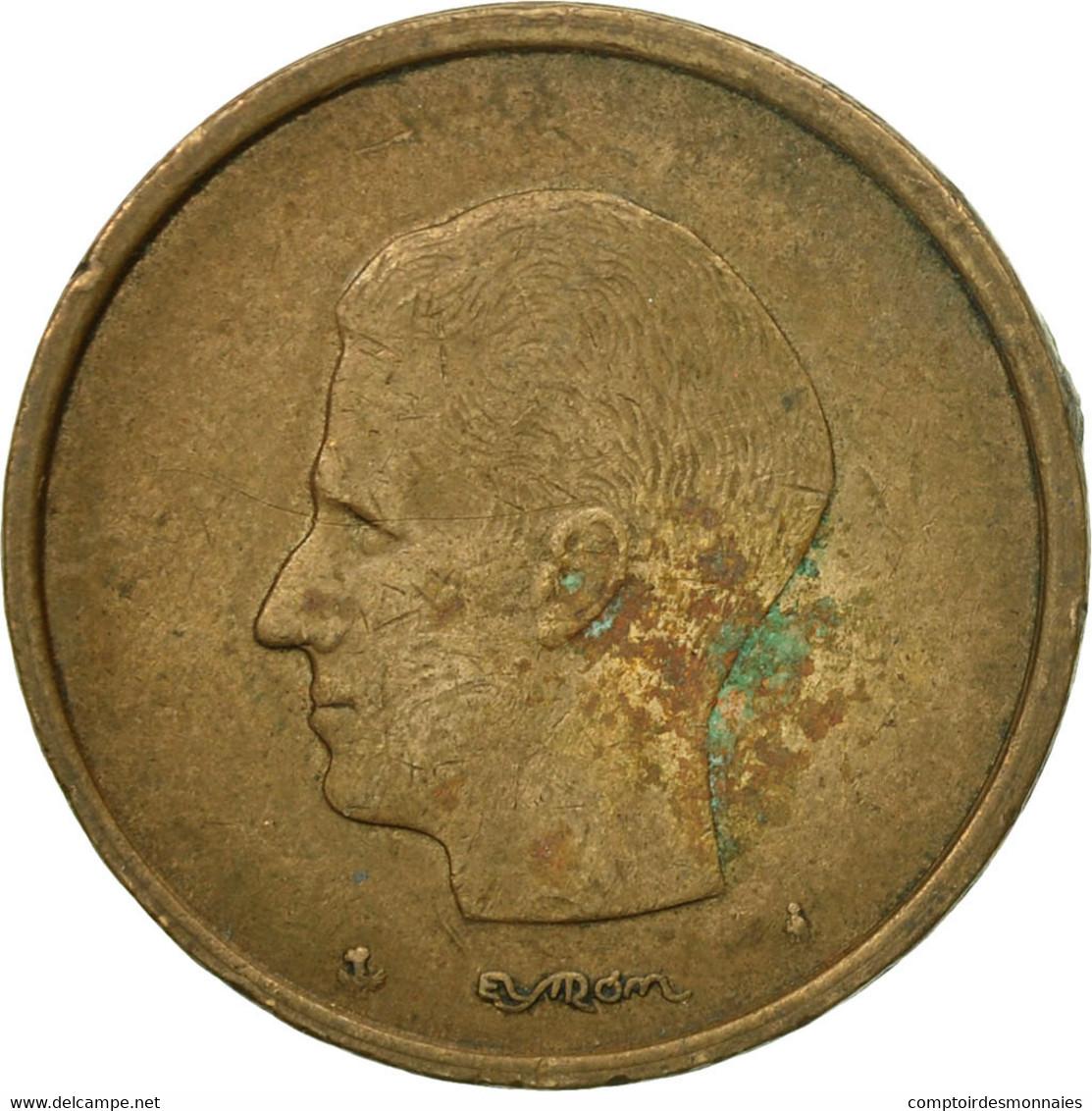 Monnaie, Belgique, 20 Francs, 20 Frank, 1980, TB, Nickel-Bronze, KM:160 - 1951-1993: Baudouin I