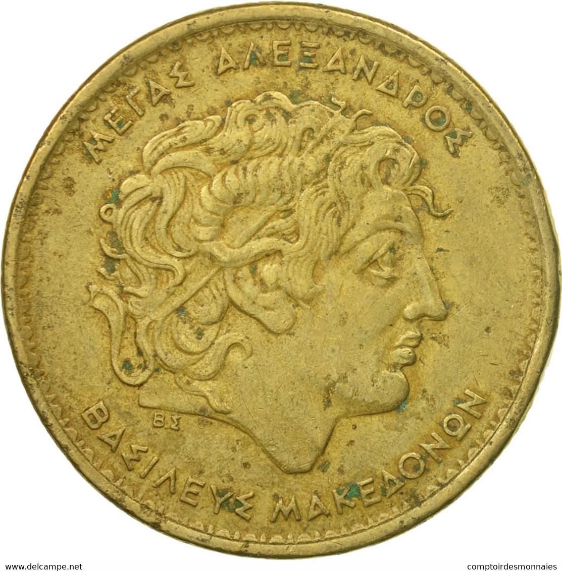Monnaie, Grèce, 100 Drachmes, 1992, Athens, TB, Aluminum-Bronze, KM:159 - Grèce
