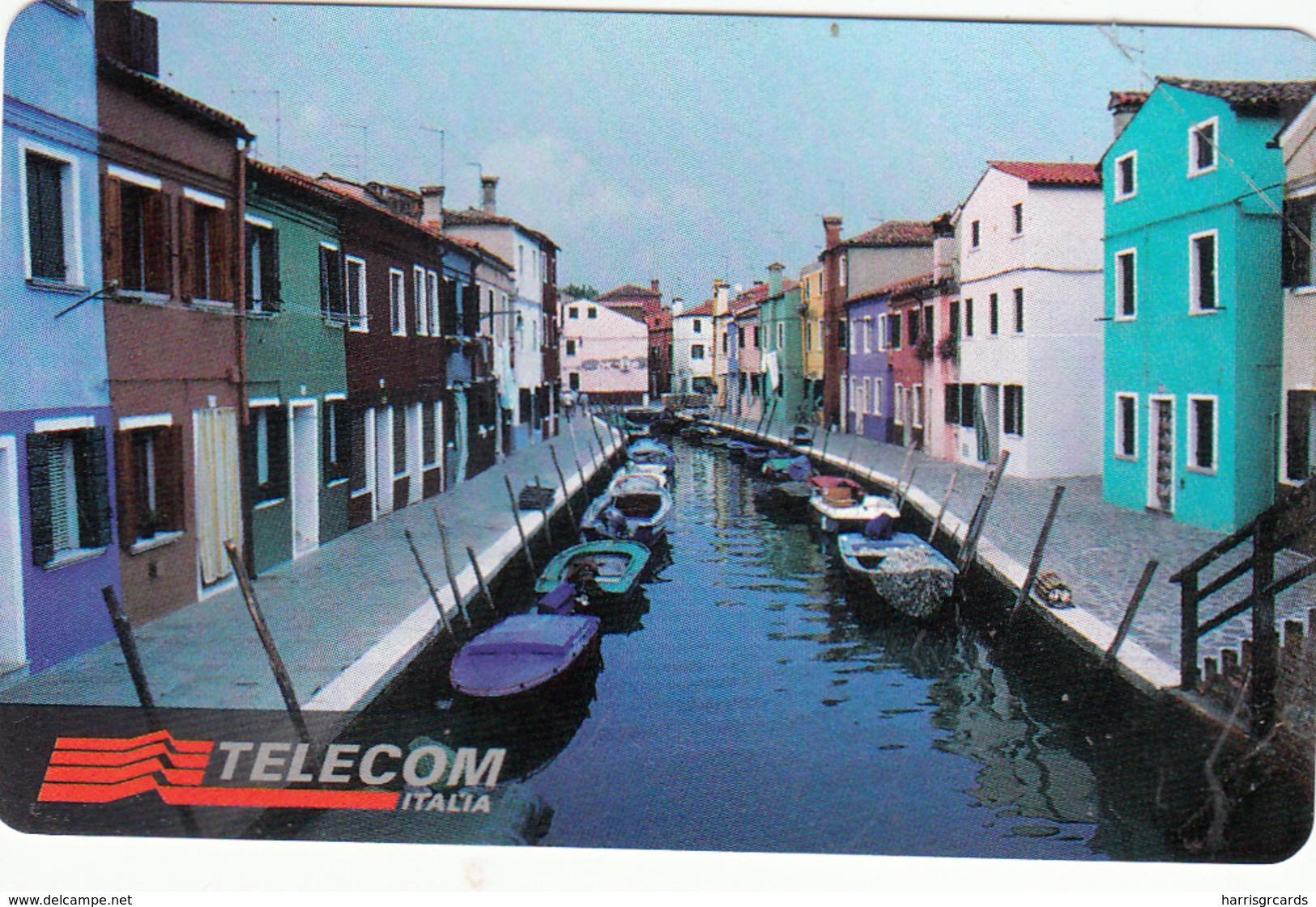 ITALY - Linee D'Italia , Veneto, Venezia,  12/99, 10.000 Lire,mint - Italia