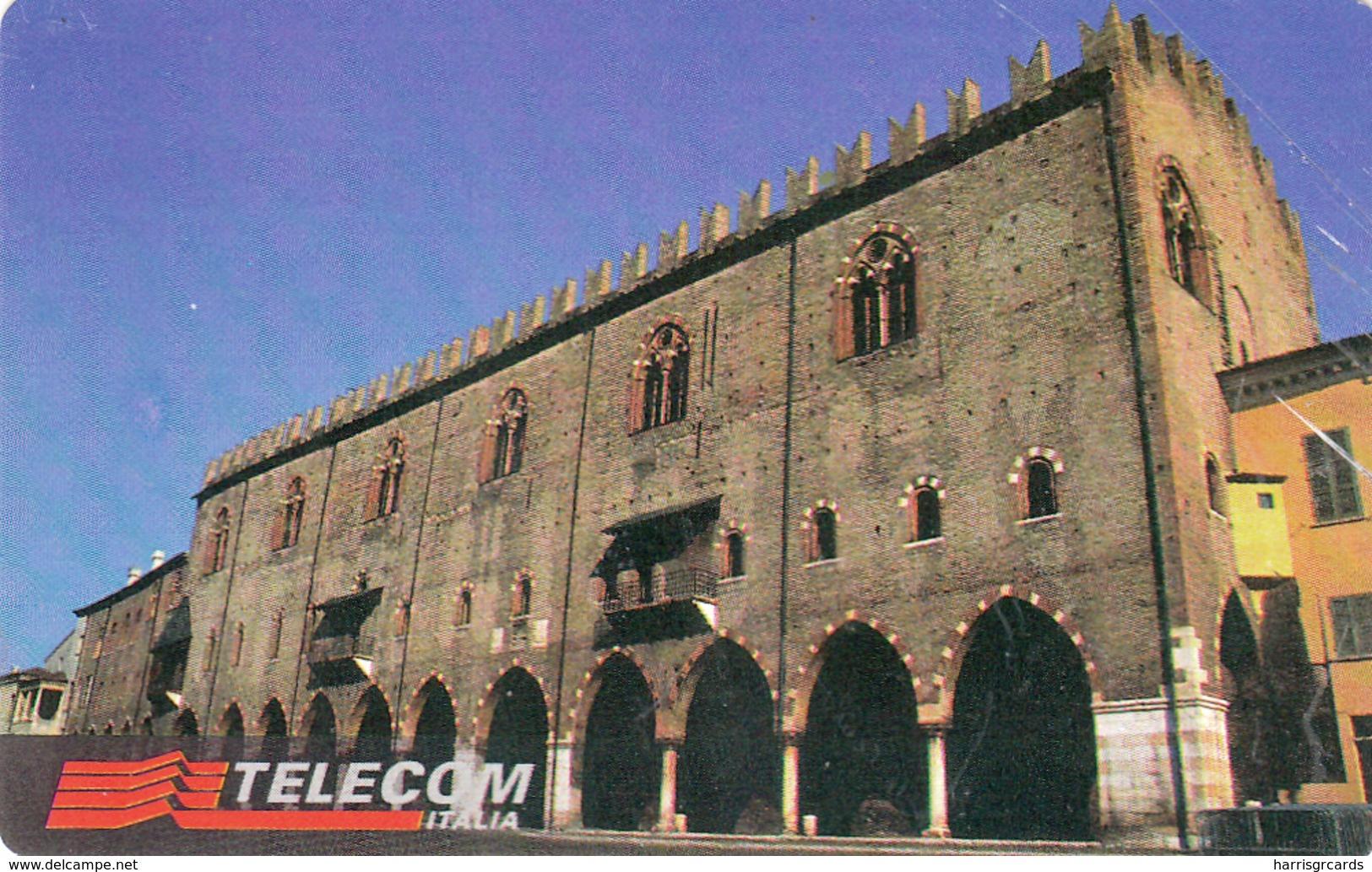 ITALY - Linee D'Italia , Lombardia, Mantova,  12/99, 10.000 Lire,mint - Pubbliche Speciali O Commemorative