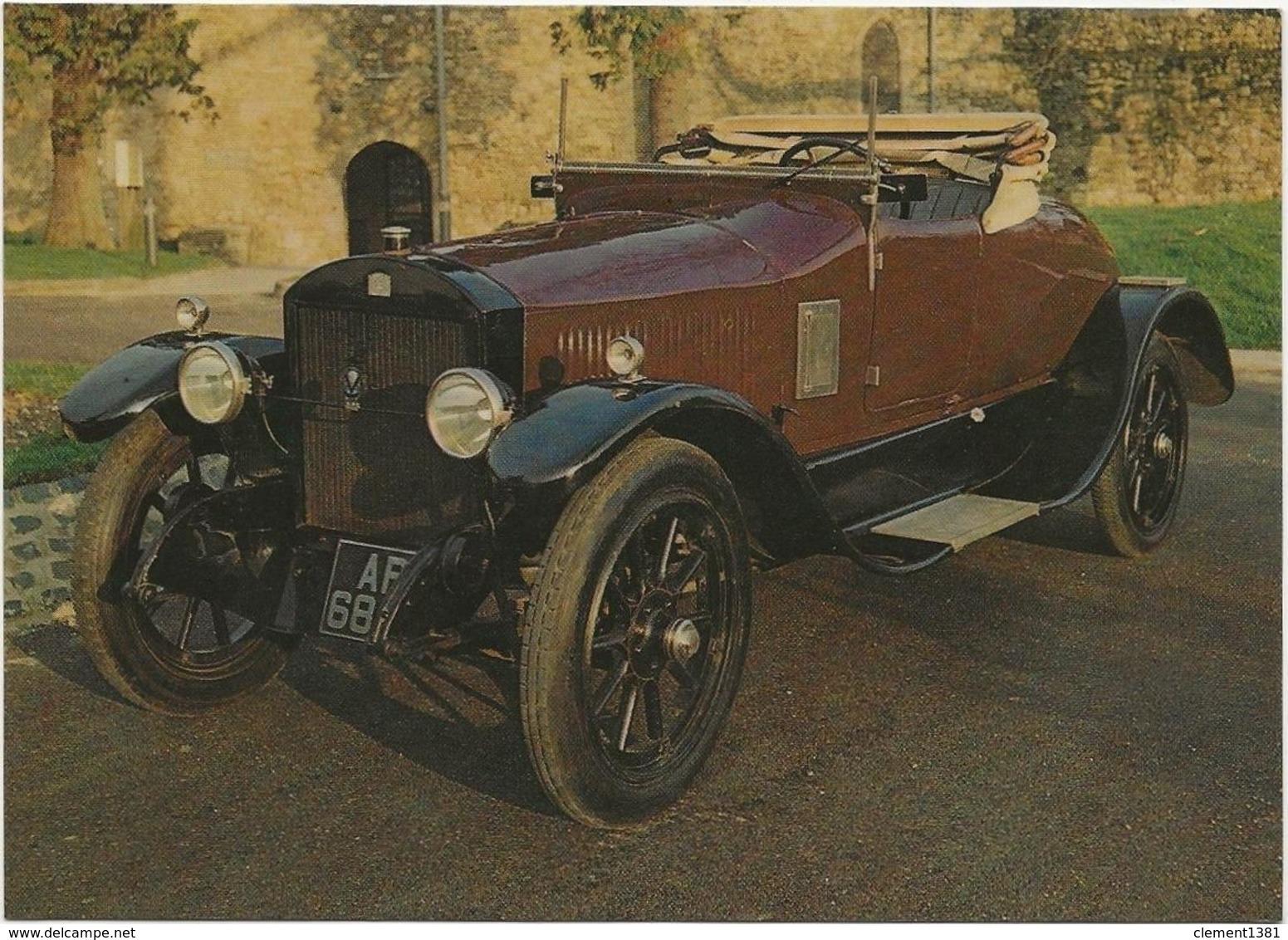 Stanley Steamer 735 A 1920 - Passenger Cars