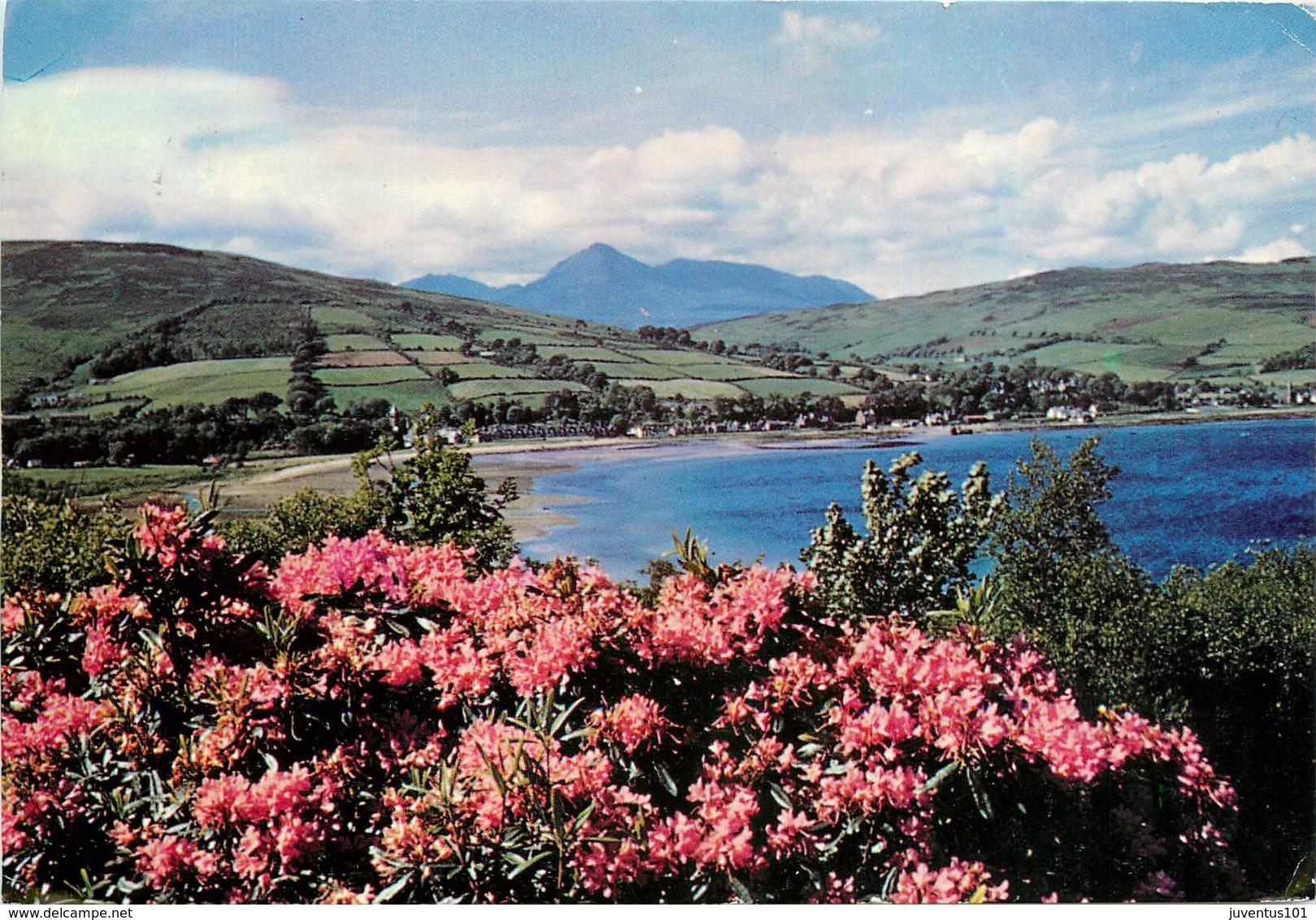 CPSM Isle Of Arran                                                L2661 - Ayrshire