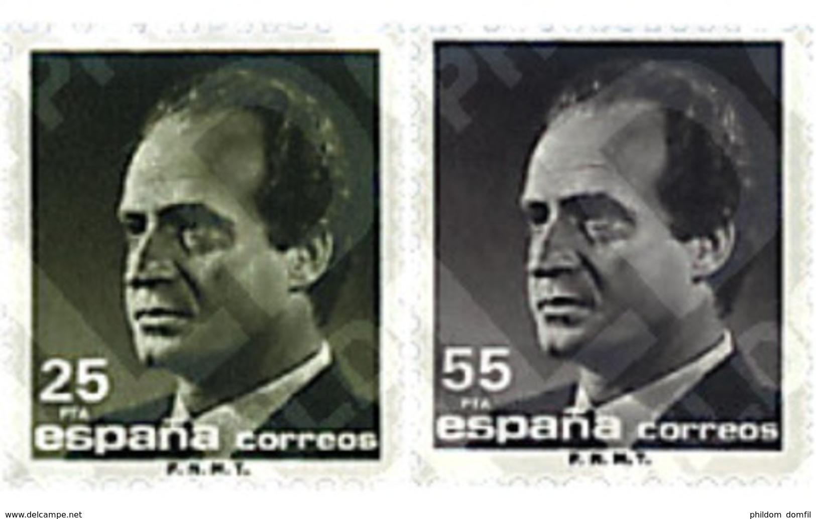 Ref. 86155 * MNH * - SPAIN. 1990. JUAN CARLOS I . JUAN CARLOS I - 1931-Hoy: 2ª República - ... Juan Carlos I
